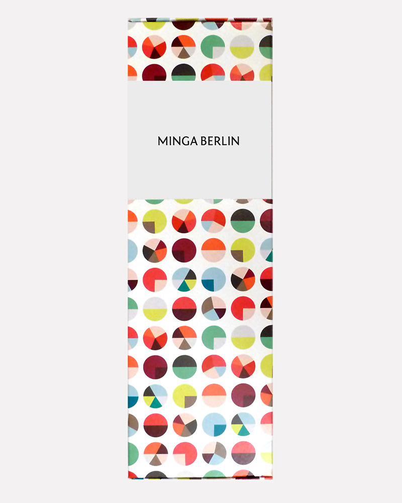 Minga Berlin Socks / Branding, Web, Communication