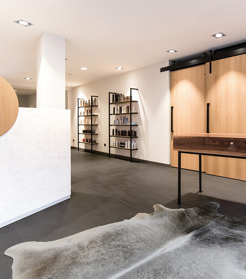 Stil Frisuren / Corporate & Interior Design