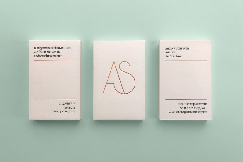 A.S. Innenarchitektur  / CorporateDesign, Webdesign